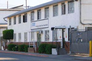Exide Technologies en Vernon, Ca. Foto por Art Torres