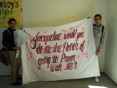 Promposals: The drama of the prom invitation