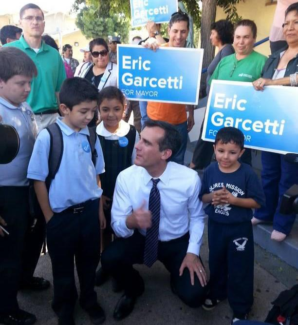 Garcetti interview: Beyond the Campaign