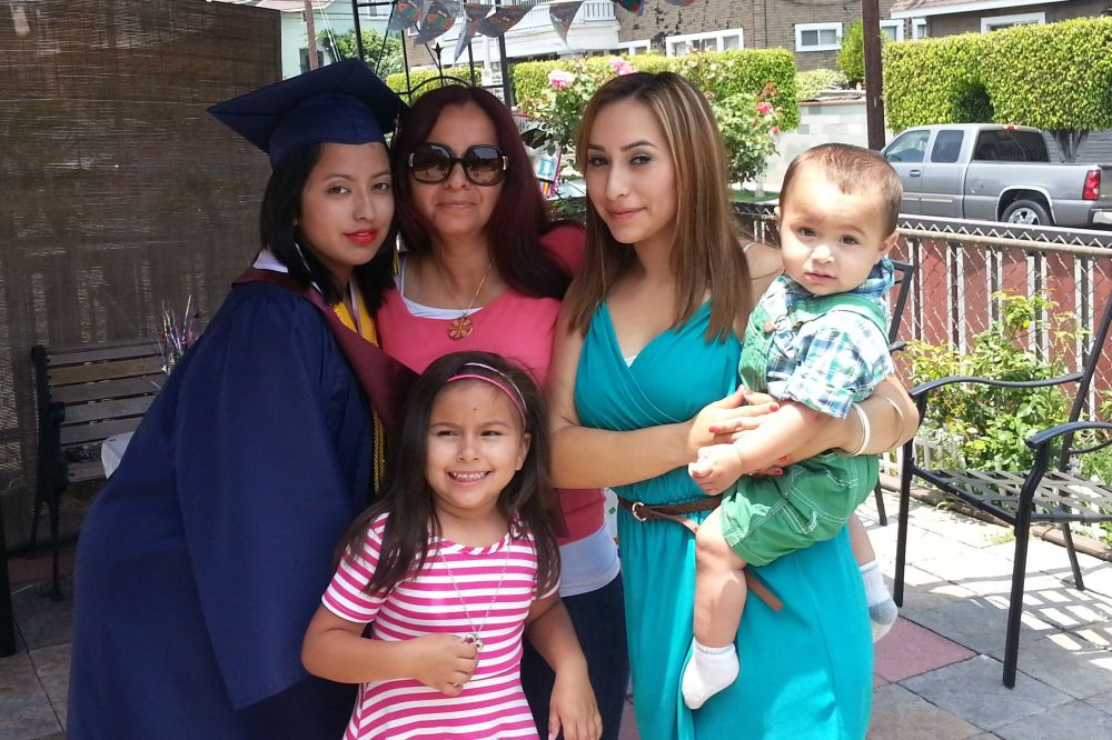 Finding home: Recent Boyle Heights grad on her way to college