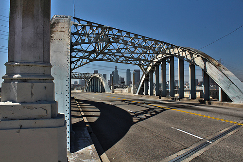 A bridge to the future: L.A.'s iconic Sixth Street Bridge to be replaced