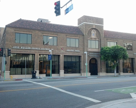 Boyle Heights City Hall to open its doors Saturday