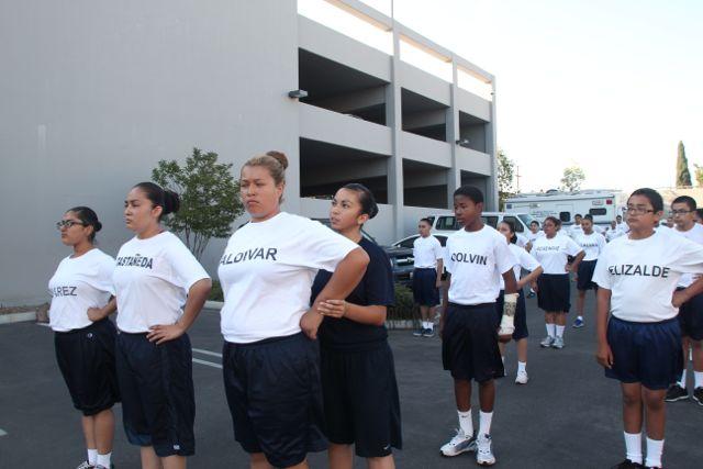 LAPD's Cadet Program provides leadership opportunities to