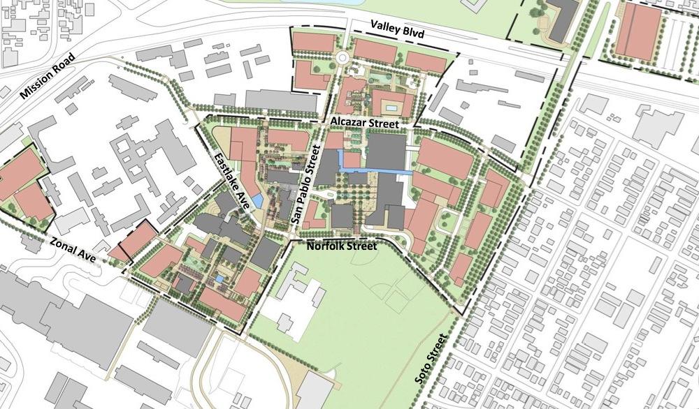 Boyle Heights Neighborhood Council opposes USC plan to extend Norfolk Street, demands Exide shutdown