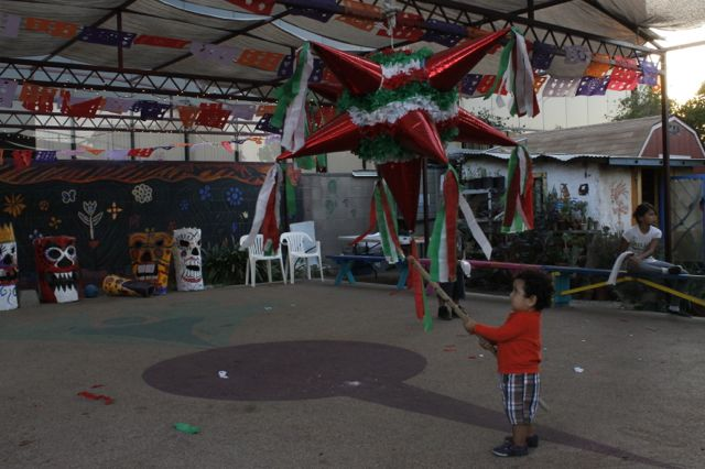 Celebrating Mexican Independence Day: Proyecto Jardín keeps traditions alive with El Grito