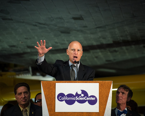 Governor Brown signs laws to expand immigrant rights