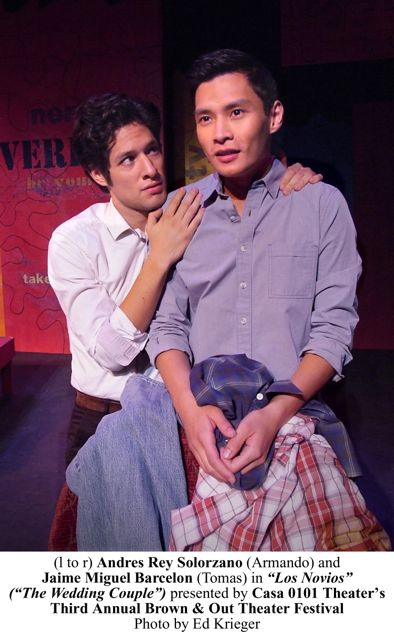 Brown and Out Theater Festival highlights pains and triumphs of brown LGBTQ community