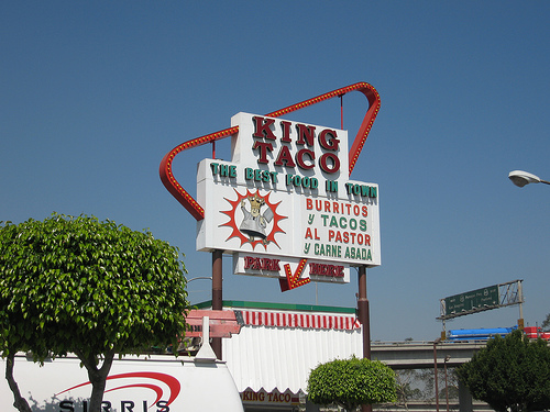 Founder of King Taco restaurants dies at 71