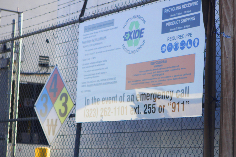 Regulators to host public hearing on Exide at Cal State L.A. Saturday