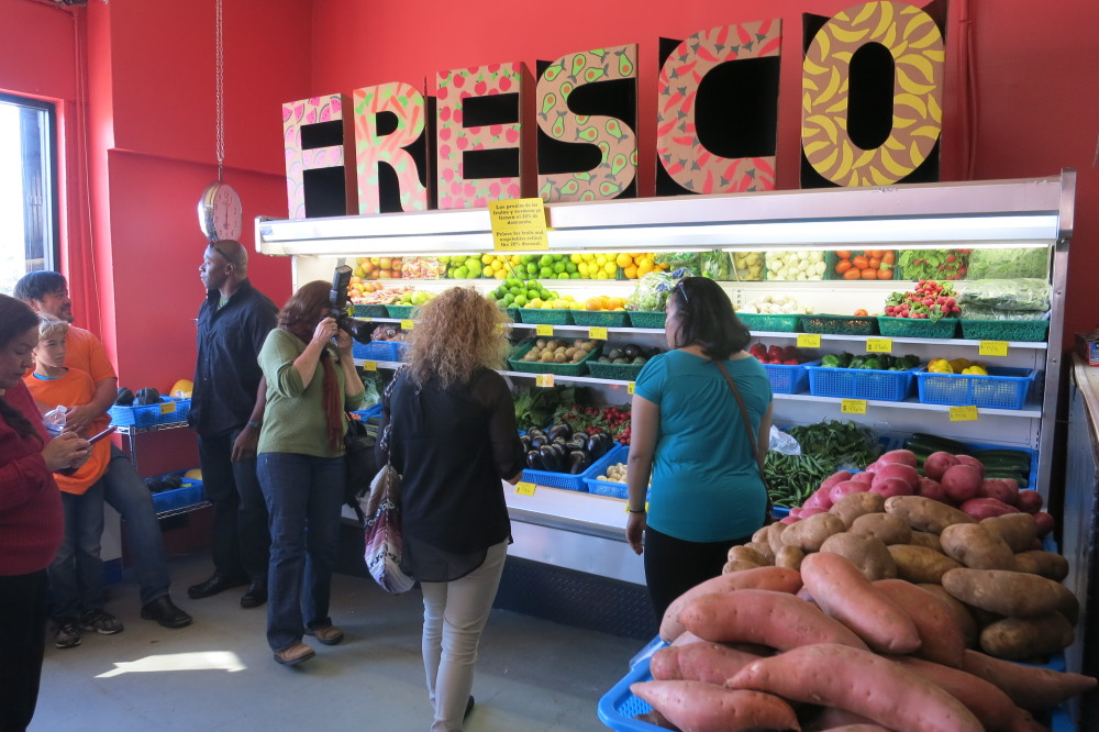 Boyle Heights market reopens with a healthy makeover