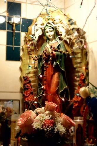 Boyle Heights celebrates La Virgen de Guadalupe