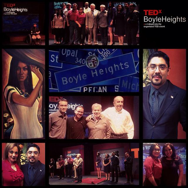 El evento de TEDx celebró la rica historia de los inmigrantes en Boyle Heights y su perseverancia