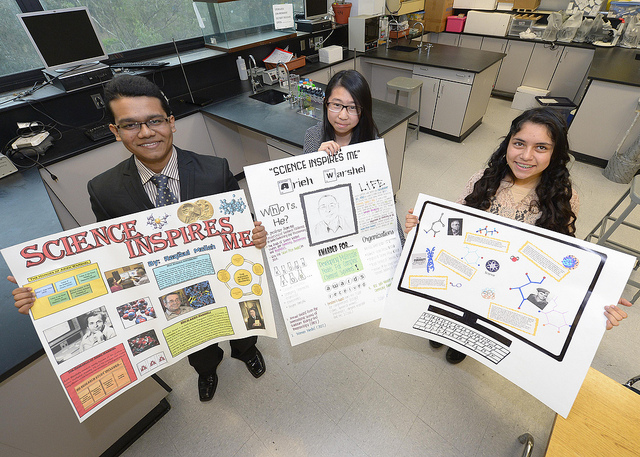 Science inspires Bravo High School students in USC contest
