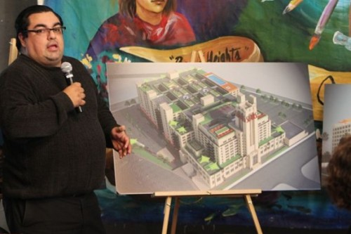 Future of Sears Tower discussed at Boyle Heights Beat community forum [VIDEO]