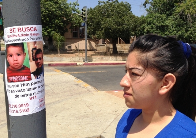 Amber Alert: Mother seeks help after child kidnapped in Boyle Heights