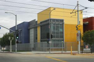 Escuela Preparatoria Felicitas Gonzalo Mendez. Foto de Art Torres