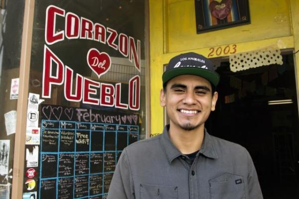 """Antonio """"Rooster"""" Cabrera le dijo a su familia que es gay a los 14 anos de edad.. Photo by Jonathan Olivares"""