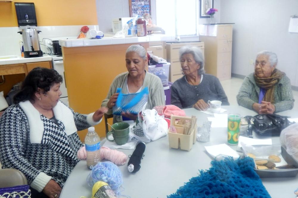 Senior club offers Ramona Gardens women lifelong support, friendship