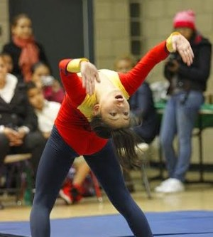 Skills, discipline and fun through gymnastics