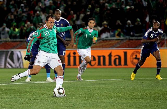Fiebre del fútbol: ¡El Mundial 2014 ya llegó!