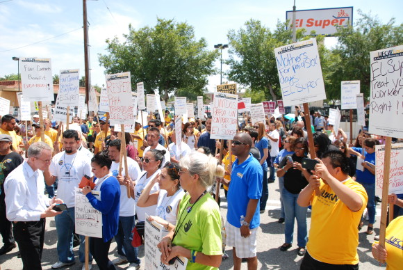 Foto cortesia de L.A. Union/ AFL-CIO.