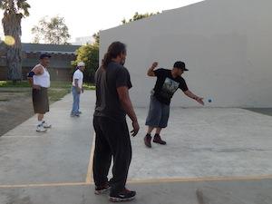 El handball ayuda a hacer ejercicio y aliviar el estrés