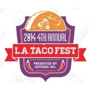 LA Taco Festival Logo Instagram Ready