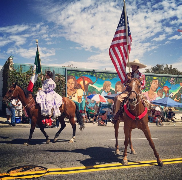 Photos: East Los Angeles Mexican Independence Day Parade