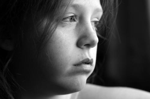 El PTSD también afecta a los niños, no sólo un problema militar