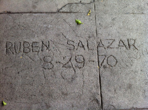 LA County to honor Mexican-American journalist Ruben Salazar with commemoration plaque