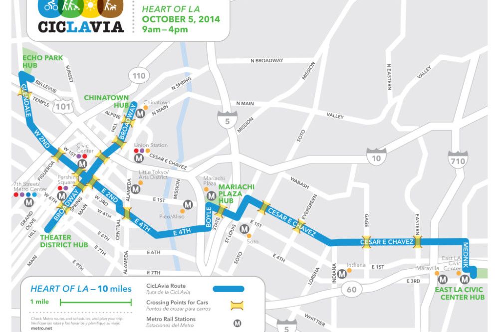 After 4 years, many in Boyle Heights still unfamiliar with CicLAvia