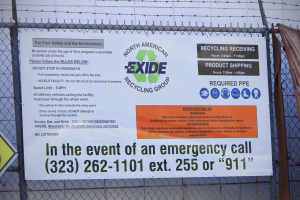 New problems for Exide: Reports show plant spilled hazardous waste onto roads