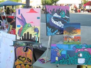 CaminArte: un lugar donde se puede disfrutar de la rica cultura artística de la comunidad