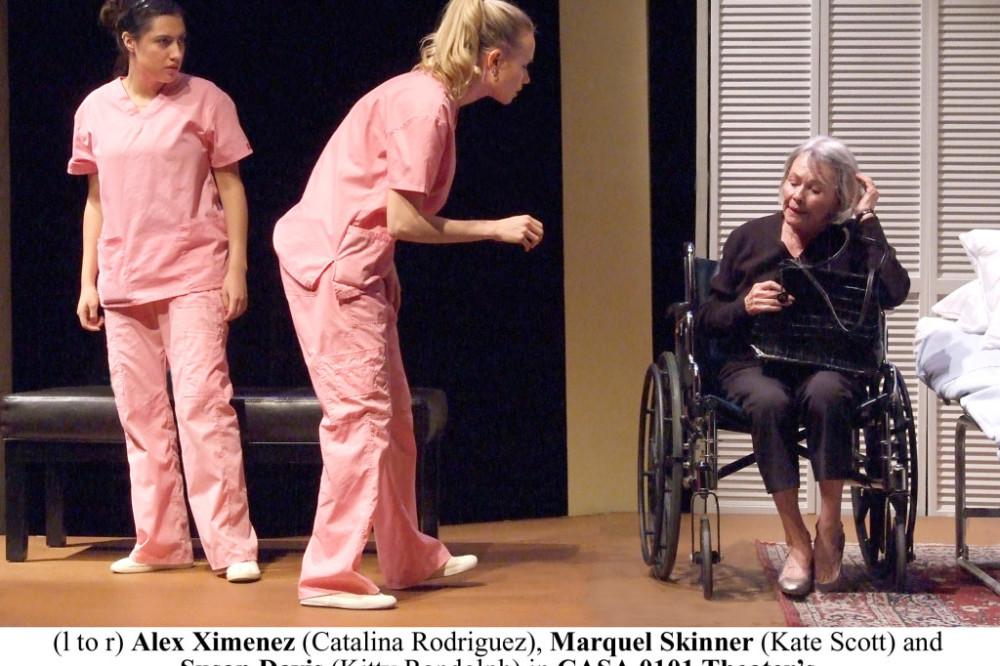 Reseña teatral: 'A Cat Named Mercy' alude al tema de la atención de la salud