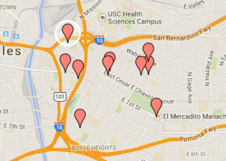Halloween: The best trick-or-treating hotspots in Boyle Heights