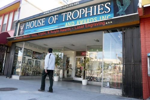 Momentos difíciles para House of Trophies