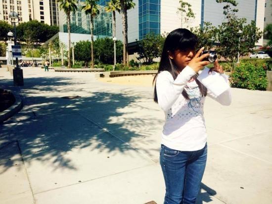 Los jóvenes aprenden sobre lo que se necesita para ser periodista en Boyle Heights