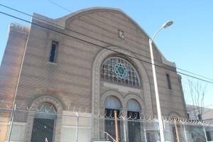 Reliquias del pasado son parte del future Antigua sinagoga judía recobra el brillo para servir a todos