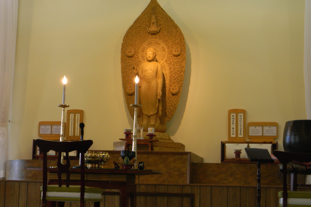 Templos budistas en Boyle Heights