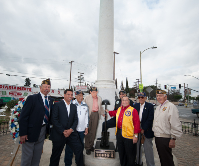 Boyle Heights observes 70th annual Memorial Day commemoration
