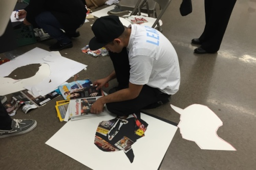 Youth kick off campaign aimed at bringing city resources to Boyle Heights