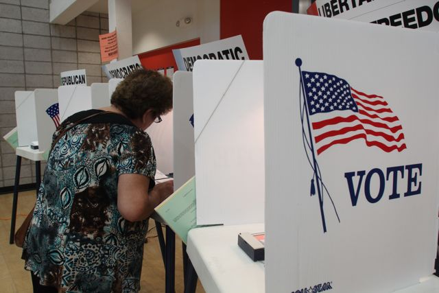 Get out the Vote: The 2014 General Elections
