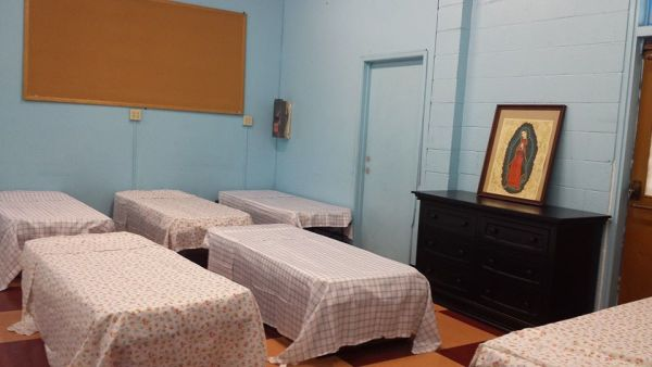The Women's Shelter will officially open on Dec. 12 and will provide 15 beds to homeless women. Photo courtesy of Raquel Roman.