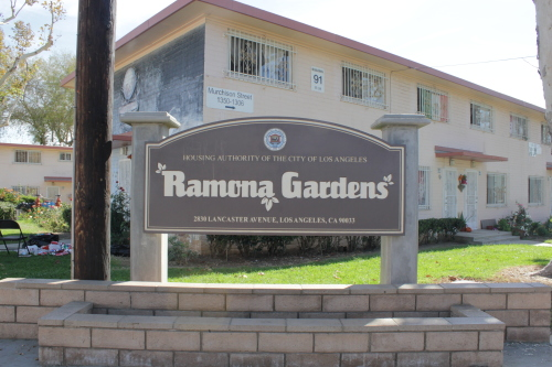 Gang sweep is said to loosen Big Hazard's grip on Ramona Gardens
