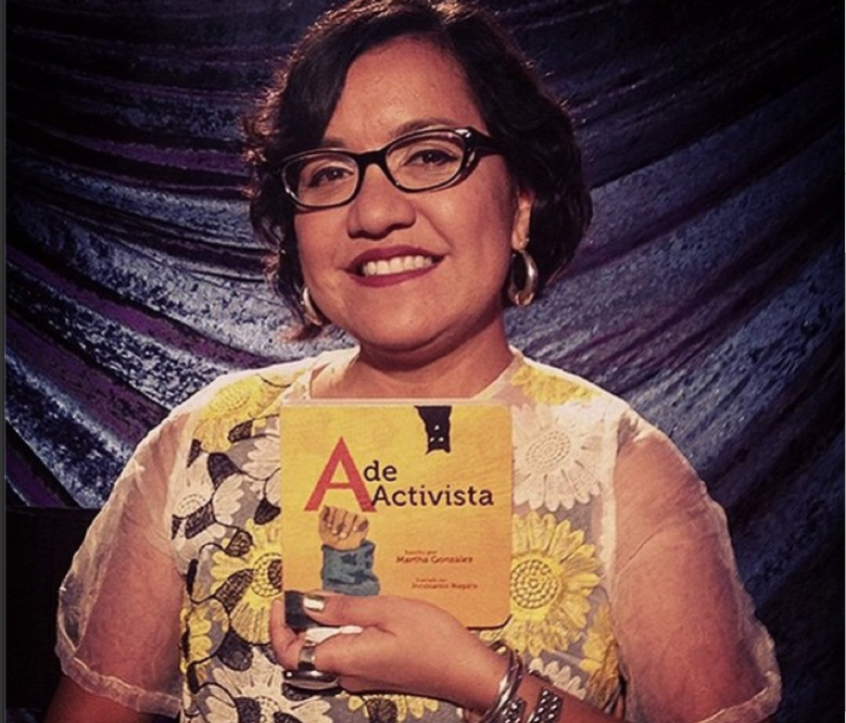 Chicana activist and Quetzal band member debuts children's Spanish book
