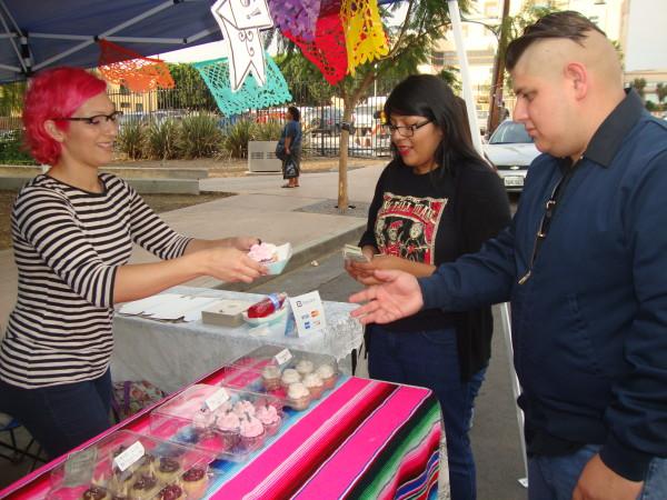 Cupcakes sin igual: Una joven mexicana reinventa los sabores de estos postres