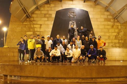 Los Boyle Heights Bridge Runners corren por su vida
