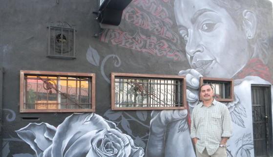 Mural revival skips Boyle Heights