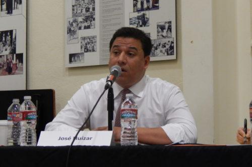 Boyle Heights Councilman calls President-elect Trump a 'tyrant'