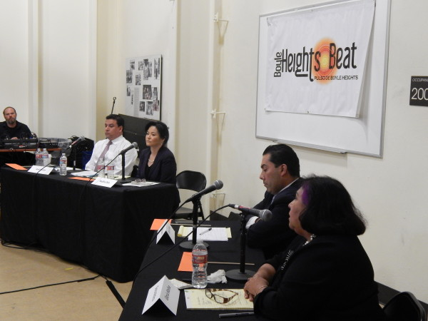 Hear Council District 14 candidates share why they'd like to represent Boyle Heights